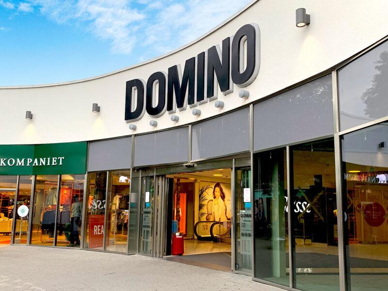 Stadsrum Domino köpcenter